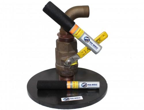 ball valve handle extension