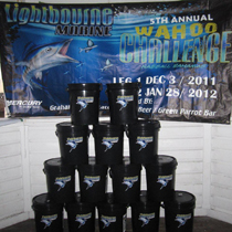 Lightbourne Marine wahoo tourny
