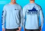 top shelf marine products tech shirt